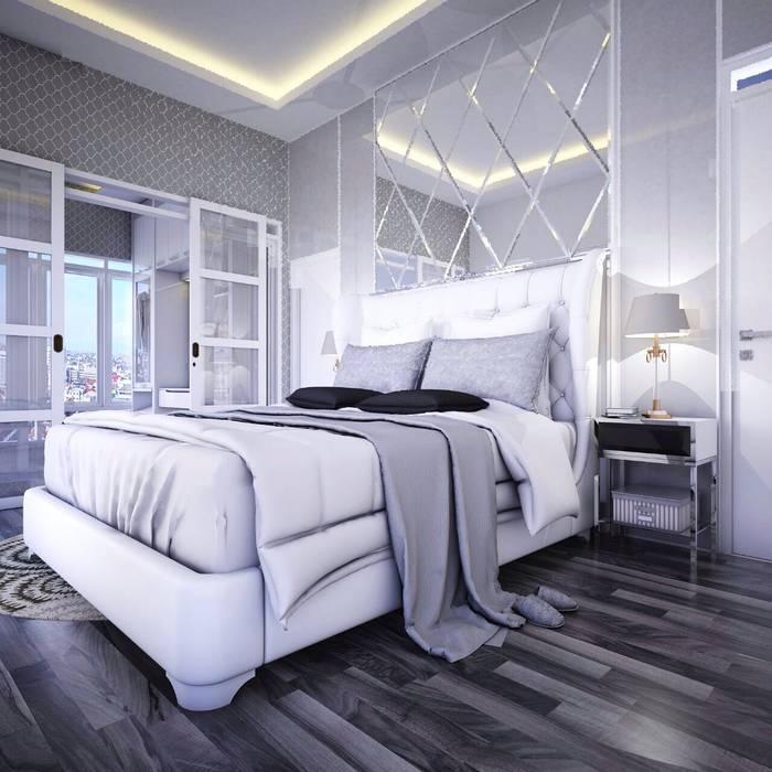 Dormitorios modernos de Maxx Details Moderno