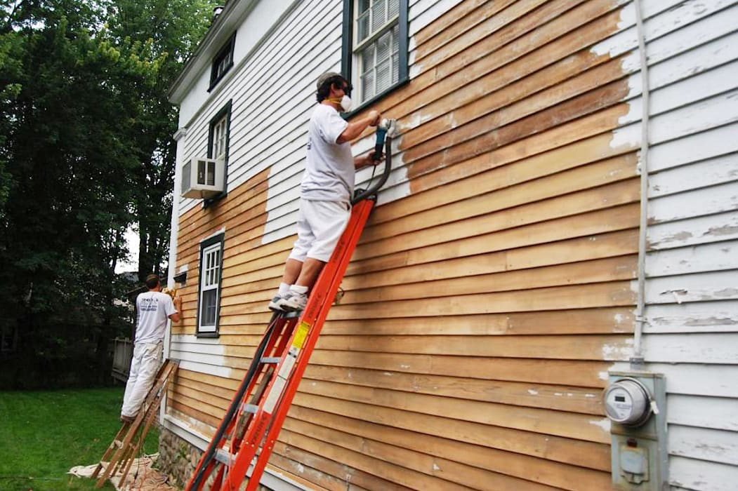 Painting contractor by Informatics USA Rustic