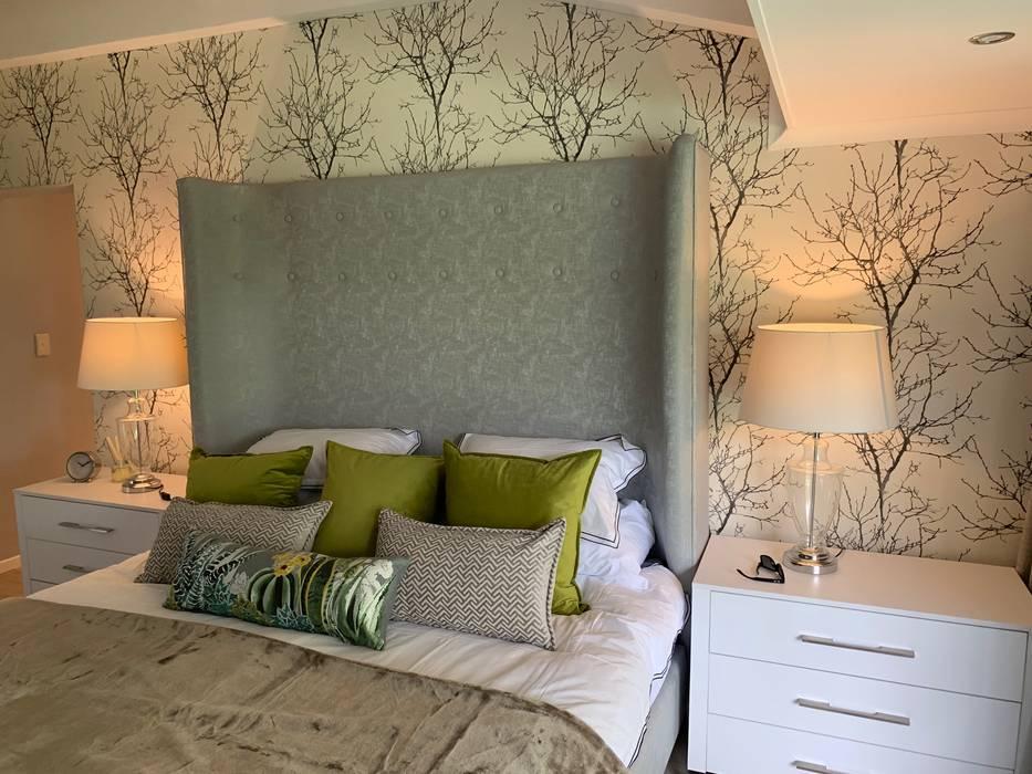 Home Renovation, Jukskei Park, Johannesburg Modern style bedroom by CS DESIGN Modern
