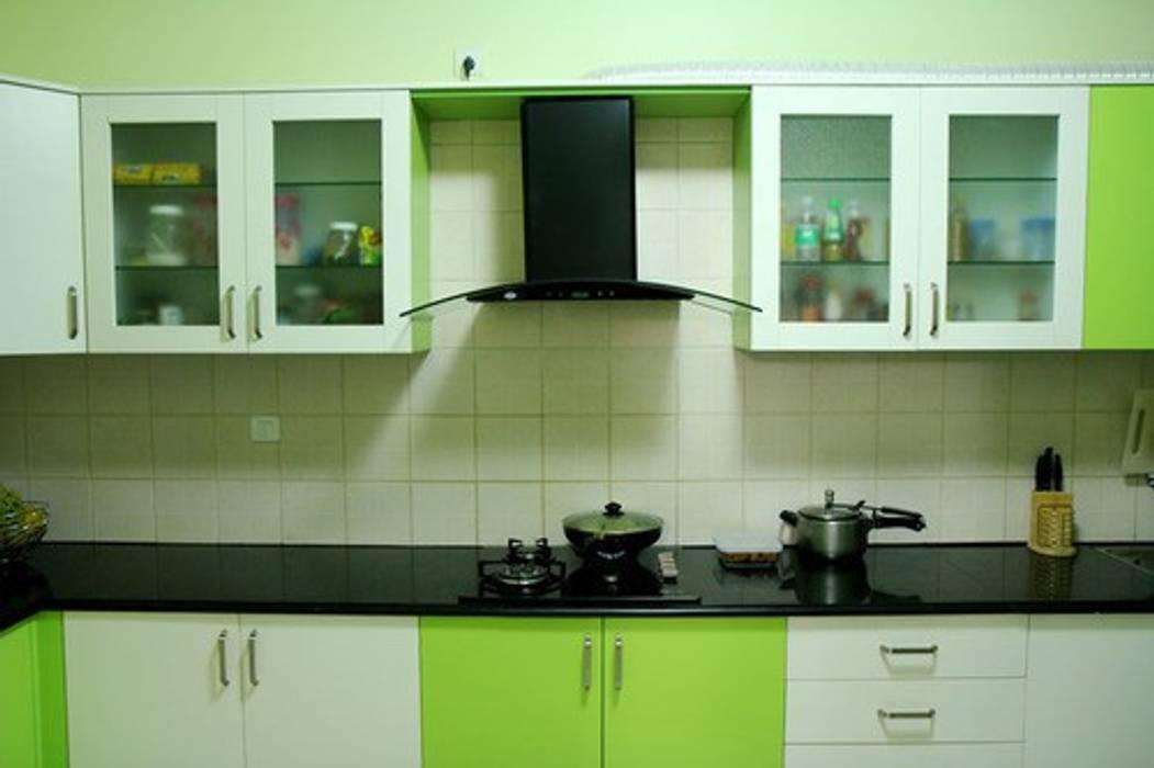 Designer Modular Kitchen By Suppliersplanet Modern Marble Homify