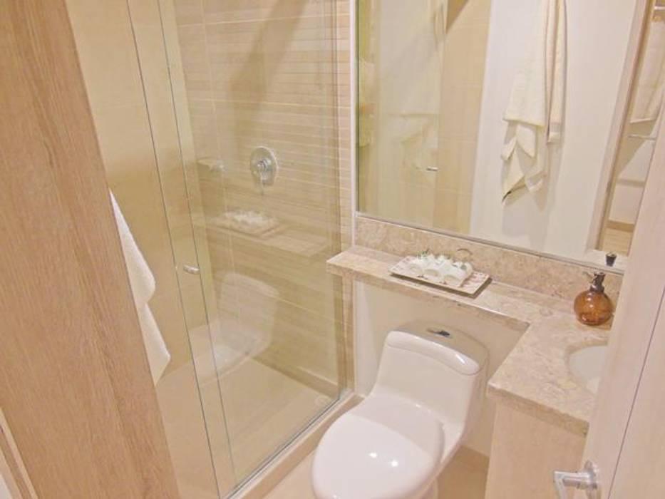Baño Principal Baños de estilo moderno de AlejandroBroker Moderno