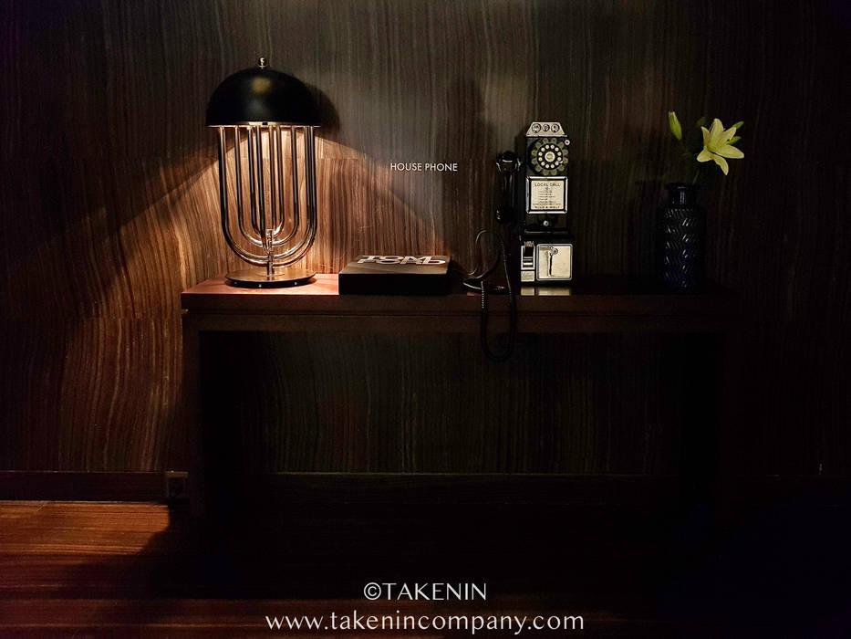 TakenIn Bar & Klub Minimalis