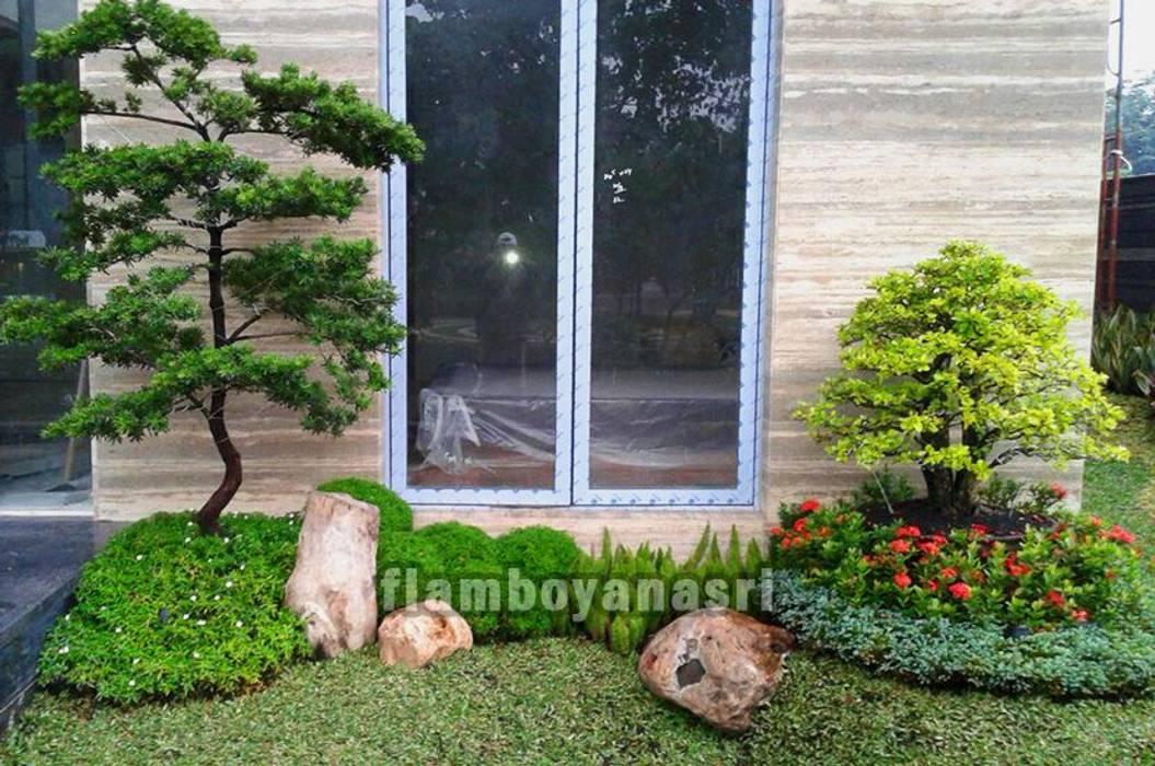 Tukang taman surabaya - Desain taman Minimalis Oleh Tukang Taman Surabaya - flamboyanasri Minimalis