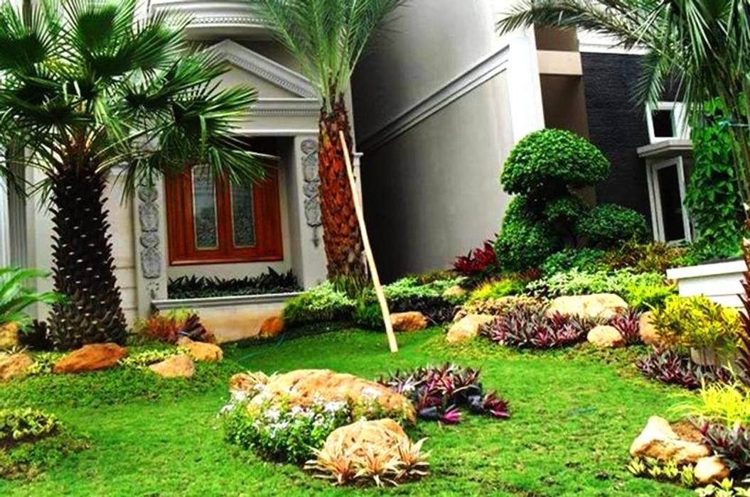 Tukang Taman Surabaya - Desain Taman Klasik Oleh Tukang Taman Surabaya - flamboyanasri Klasik