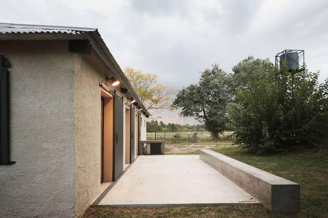 de BARRO arquitectos Rural