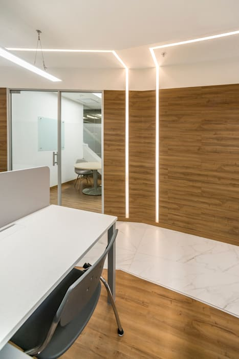 Offices & stores by Baum Studio, Modern