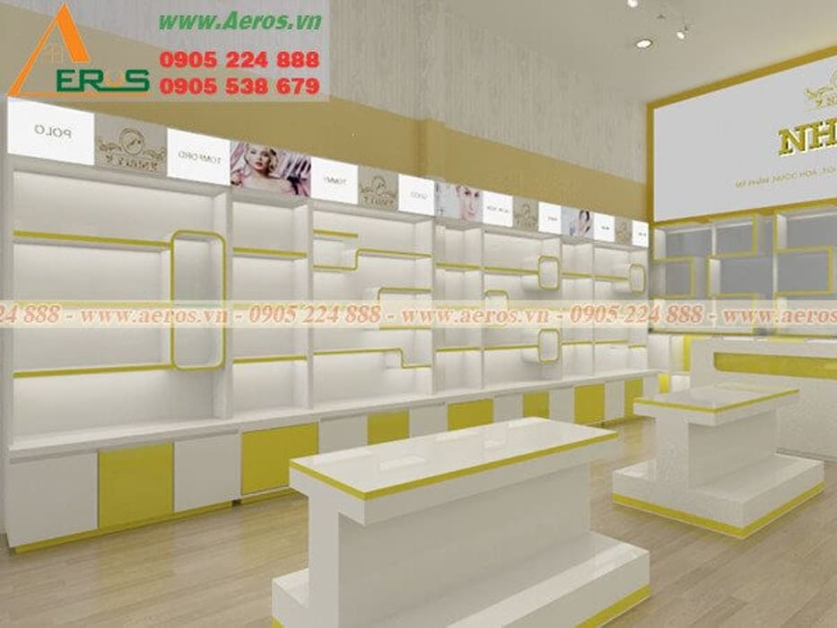 :  Offices & stores by xuongmocso1, Classic