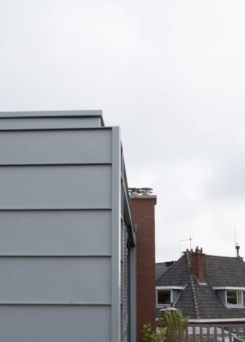 Zinken dakopbouw jaren 30 | Studioschaeffer Studioschaeffer Architecten BNA Dak