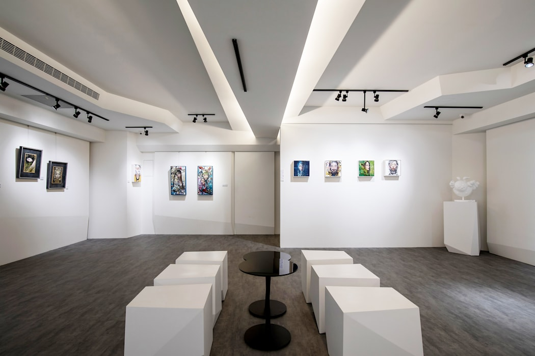 Exhibition centres by 叡觀國際空間規劃,