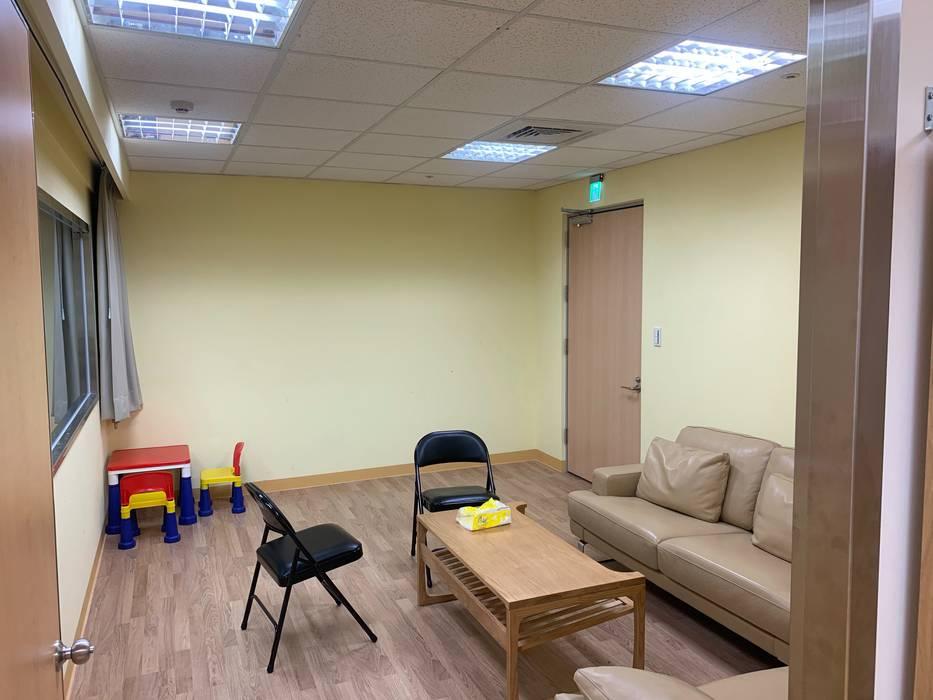 兒童醫院兒少保護醫療中心 - 施工案例:   by 寶瓏室內裝修有限公司,