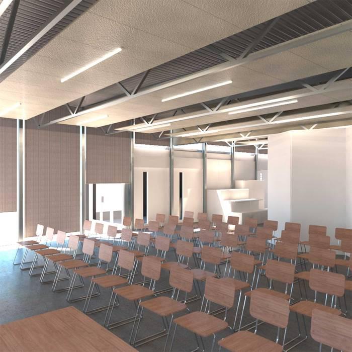 Divers Arquitectura, especialistas en Passivhaus en Sabadell Event venues
