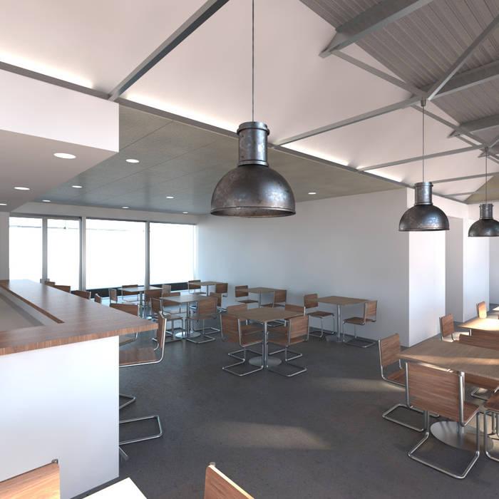 Divers Arquitectura, especialistas en Passivhaus en Sabadell Bars & clubs