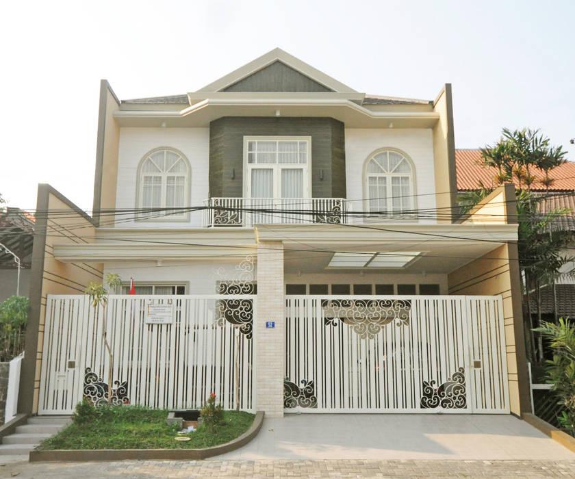 PP Residence Rumah Klasik Oleh Dimas Pramudita Architect Klasik Batu
