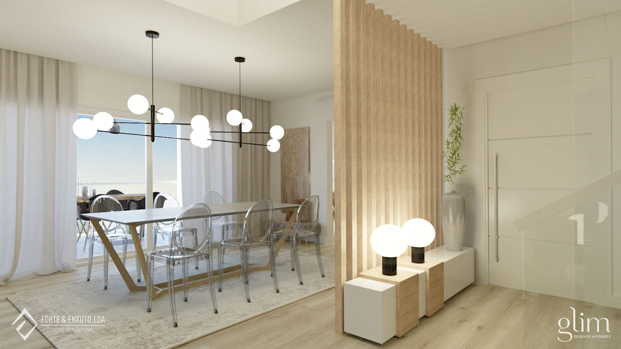 de Glim - Design de Interiores Clásico