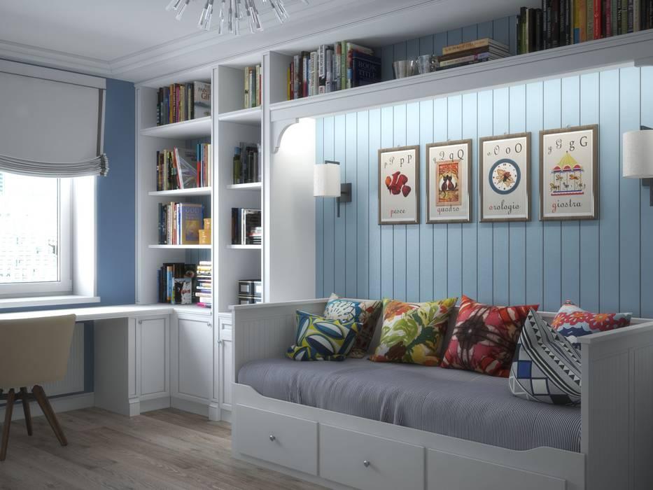Habitaciones de niñas de estilo  de Альберт Галимов