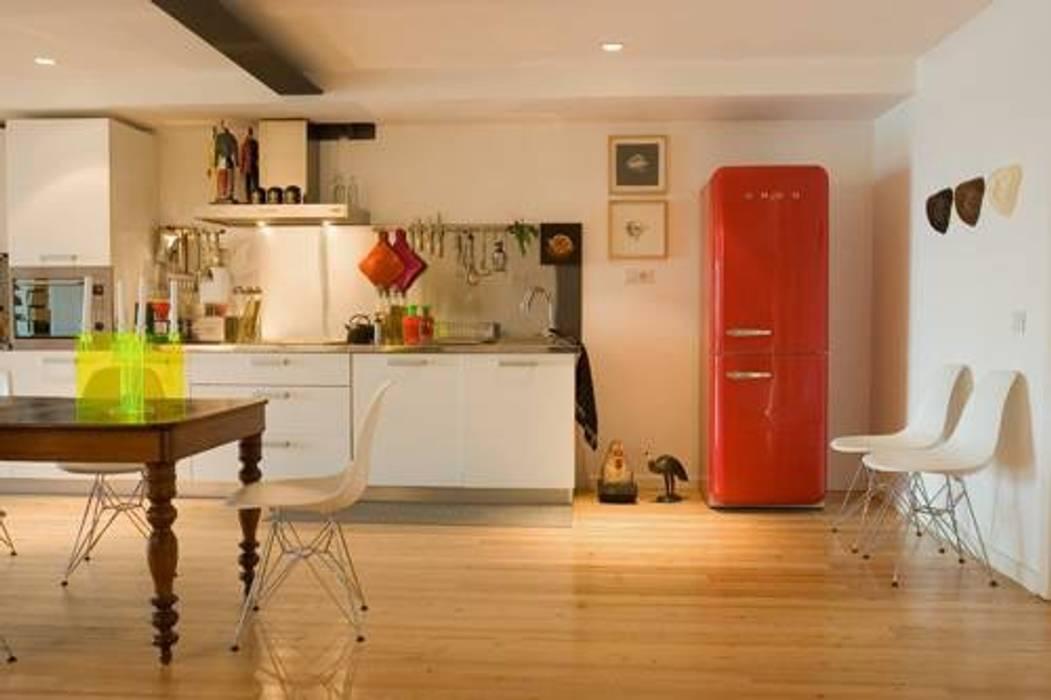 Loft Design > Kitchen por IN PACTO Moderno