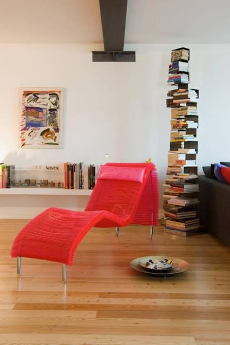 Loft Design > Living room Salas de estar modernas por IN PACTO Moderno