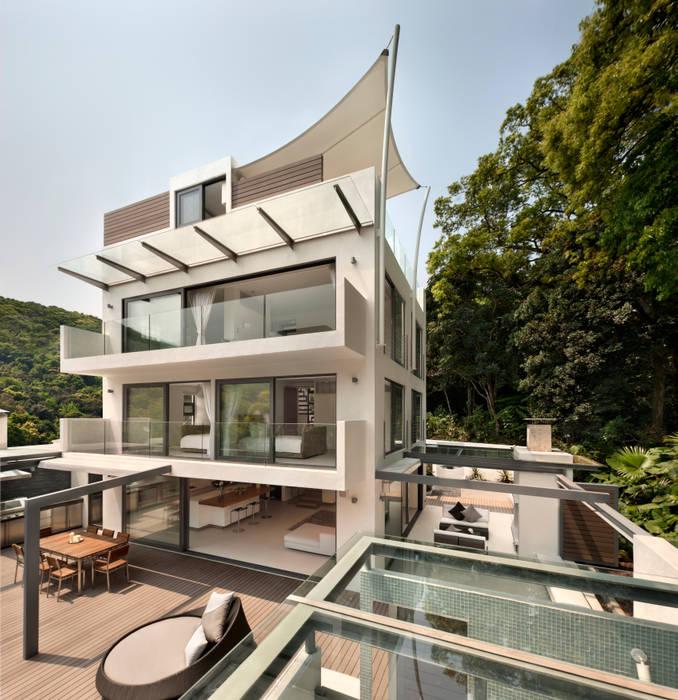 Casa Bosques Modern houses by Original Vision Modern
