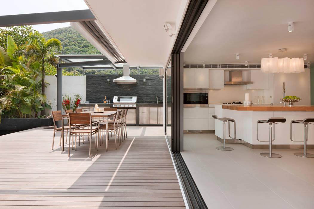Casa Bosques:  Terrace by Original Vision