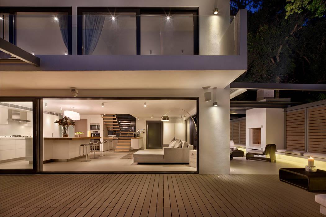Balcones y terrazas de estilo moderno de Original Vision Moderno