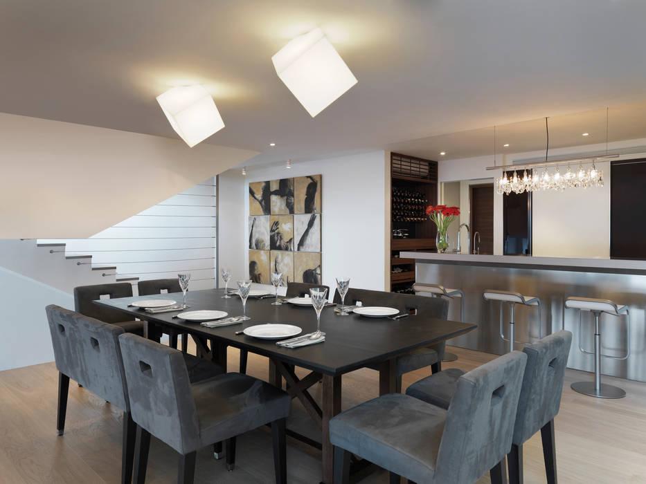 現代廚房設計點子、靈感&圖片 根據 Original Vision 現代風