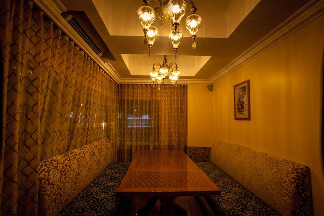 Seating Area Dining Room By Design DNA Hyderabad