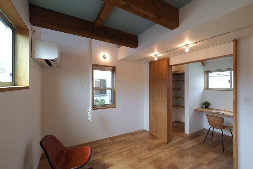 混構造の家リノベーション の アトリエ スピノザ 北欧