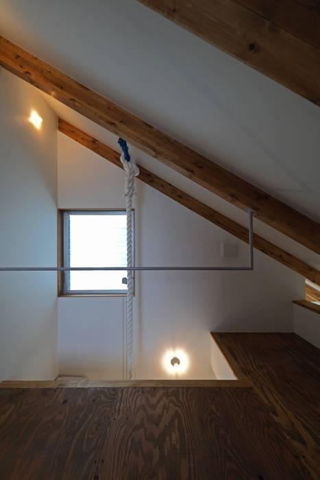 混構造の家リノベーション アトリエ スピノザ 北欧スタイルの 温室