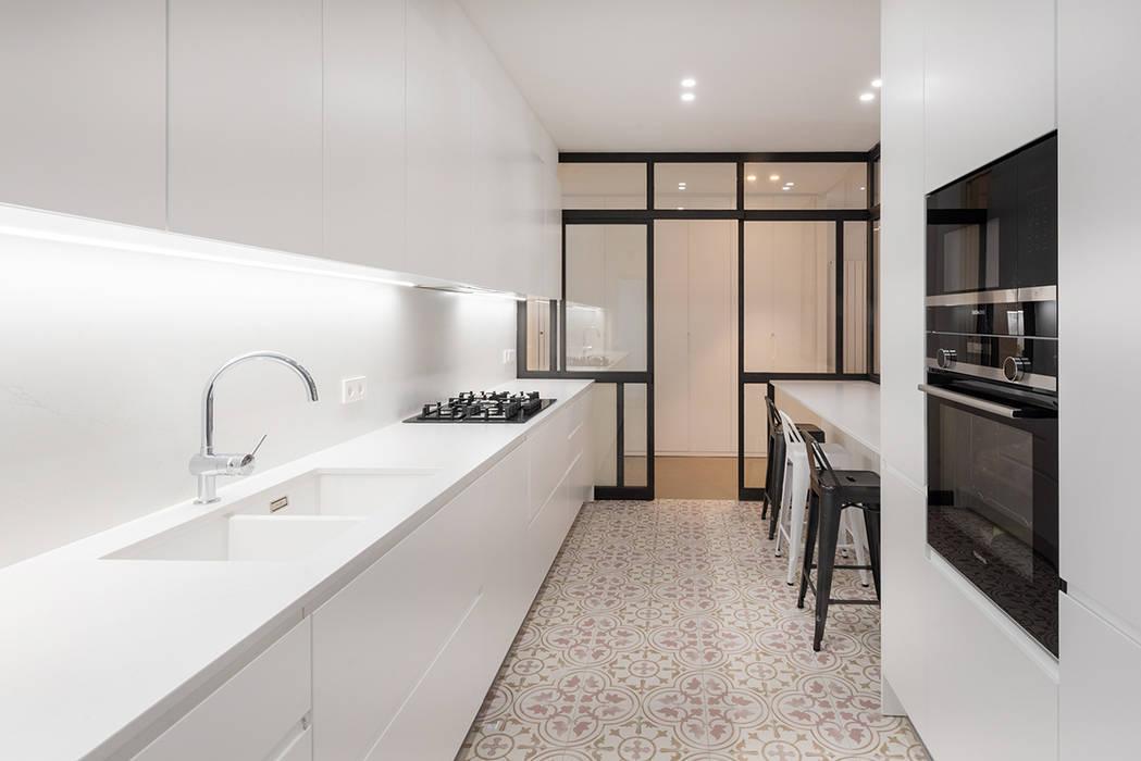 LF24 Arquitectura Interiorismo Кухня