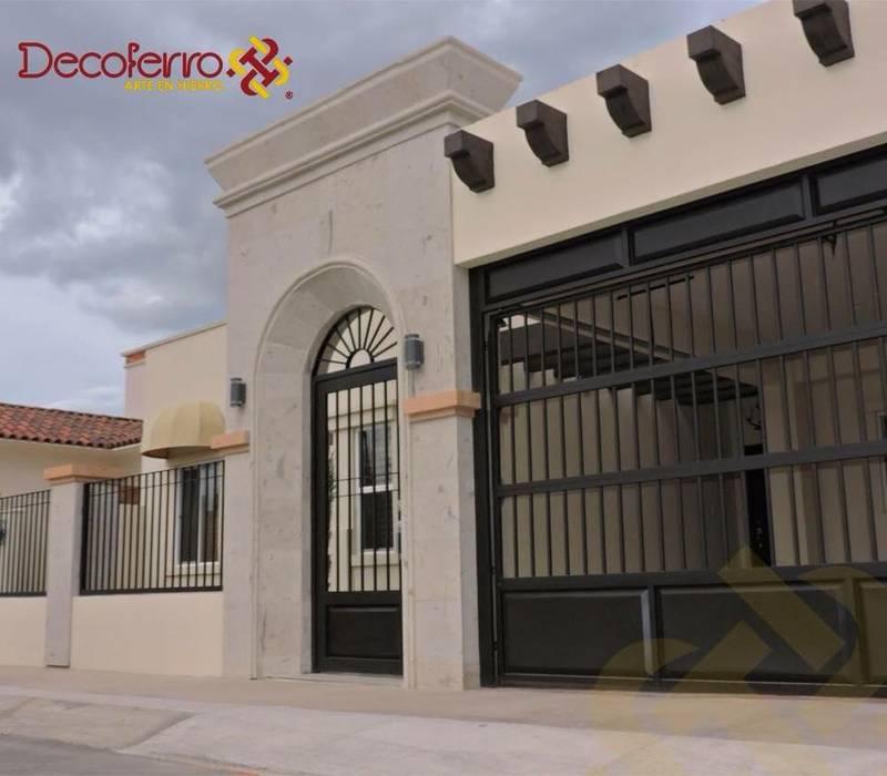 PROTECCIONES de decoferro arte en hierro Moderno Hierro/Acero