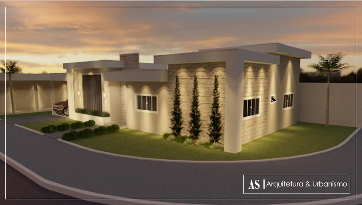Casas modernas de AS - Annelize C. Semler Moderno