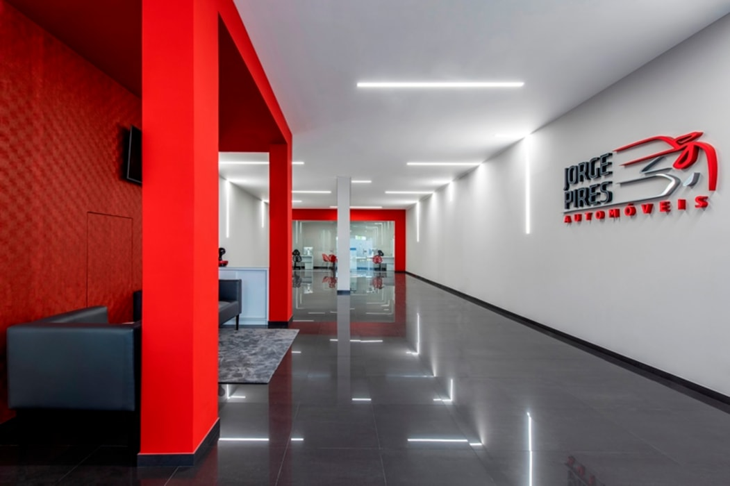 Car Dealerships by MOYO Concept,