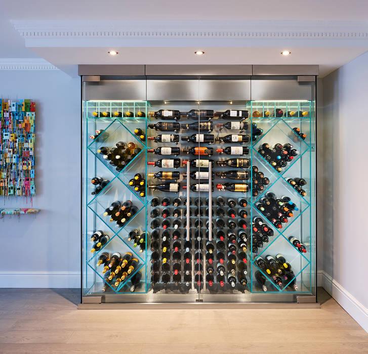 Wine Rooms & Wine Walls :  Wine cellar by Spiral Cellars