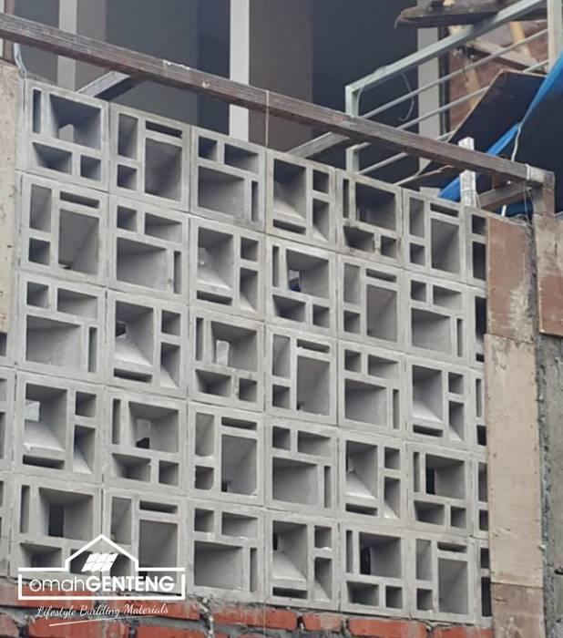 HP/WA: 081 2283 3040 - Roster Beton Semarang - Omah Genteng:  Ruang Komersial by Omah Genteng