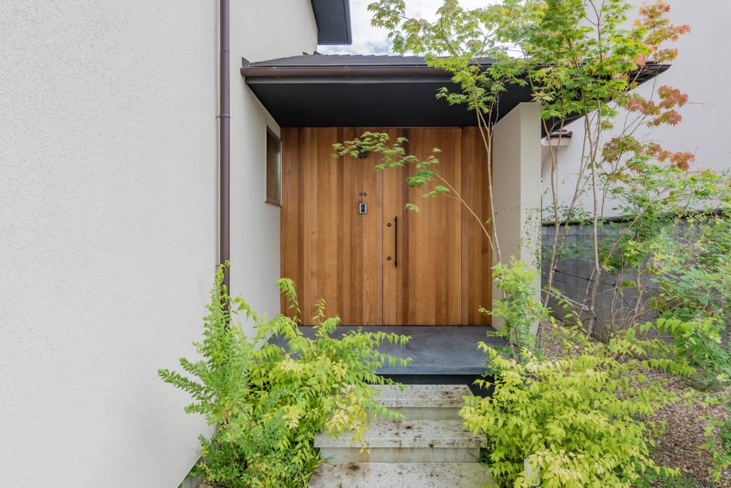 西京区のいえ 安江怜史建築設計事務所 オリジナルな 家