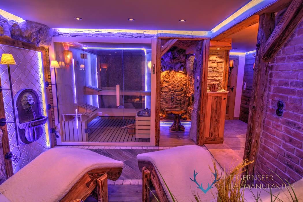 Sauna by Stefan Necker BadRaumKonzepte