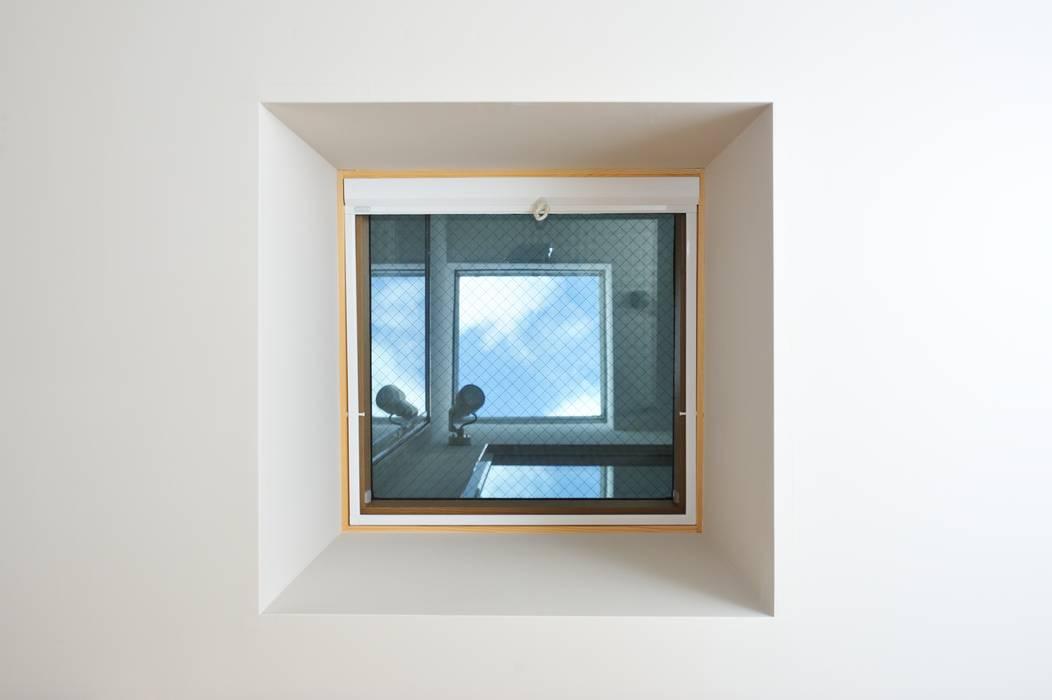 Skylight by 大野三太建築設計事務所一級建築士事務所