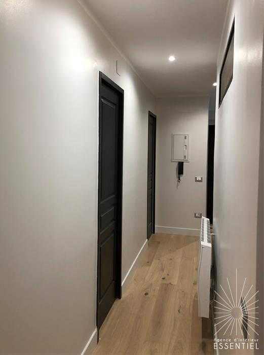 Appartement bordeaux st pierre couloir, entrée, escaliers ...