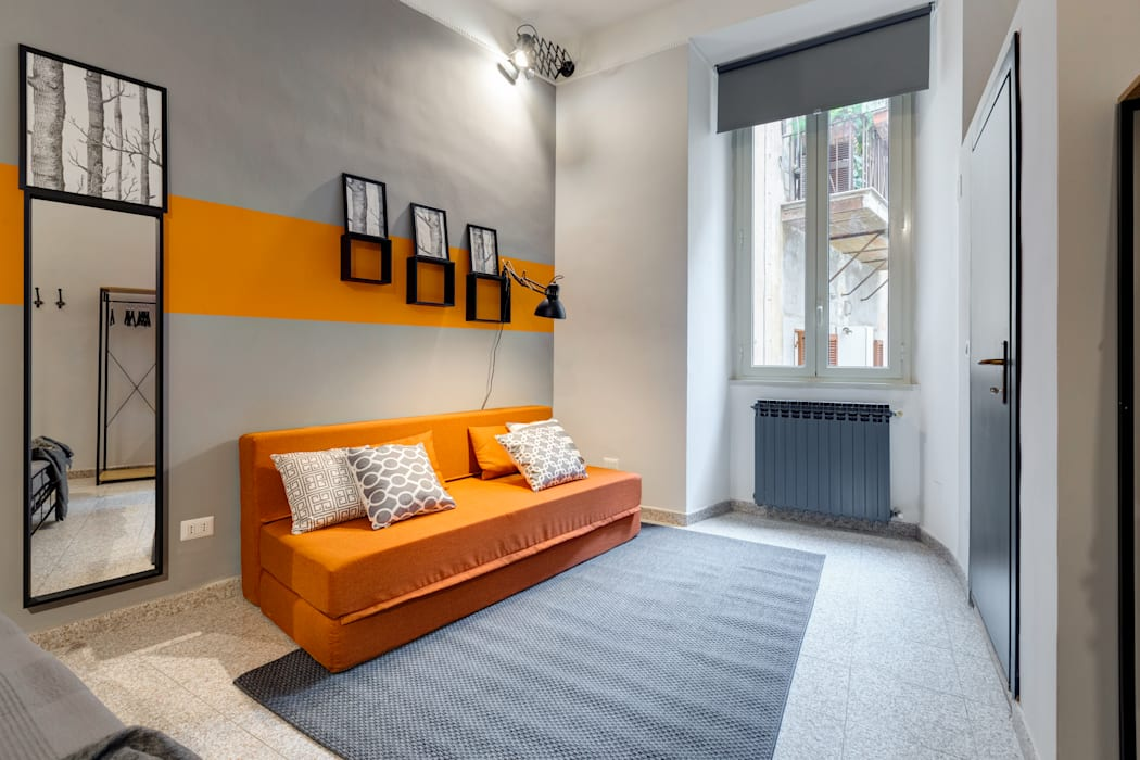Creattiva Home ReDesigner - Consulente d'immagine immobiliare Living room