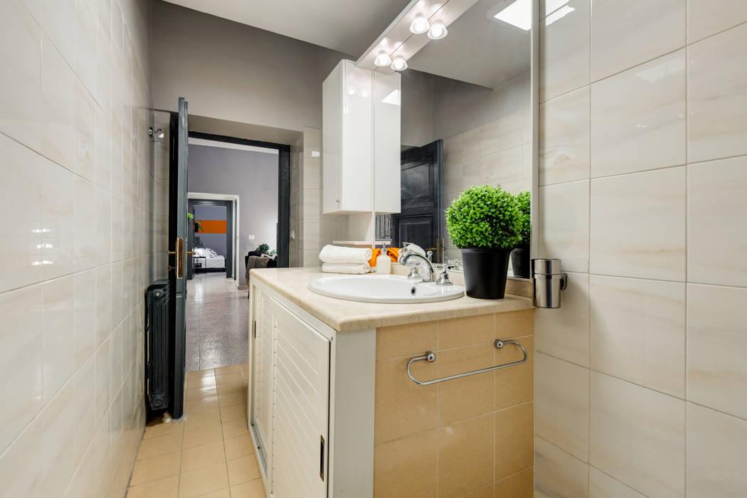 Creattiva Home ReDesigner - Consulente d'immagine immobiliare Industrial style kitchen