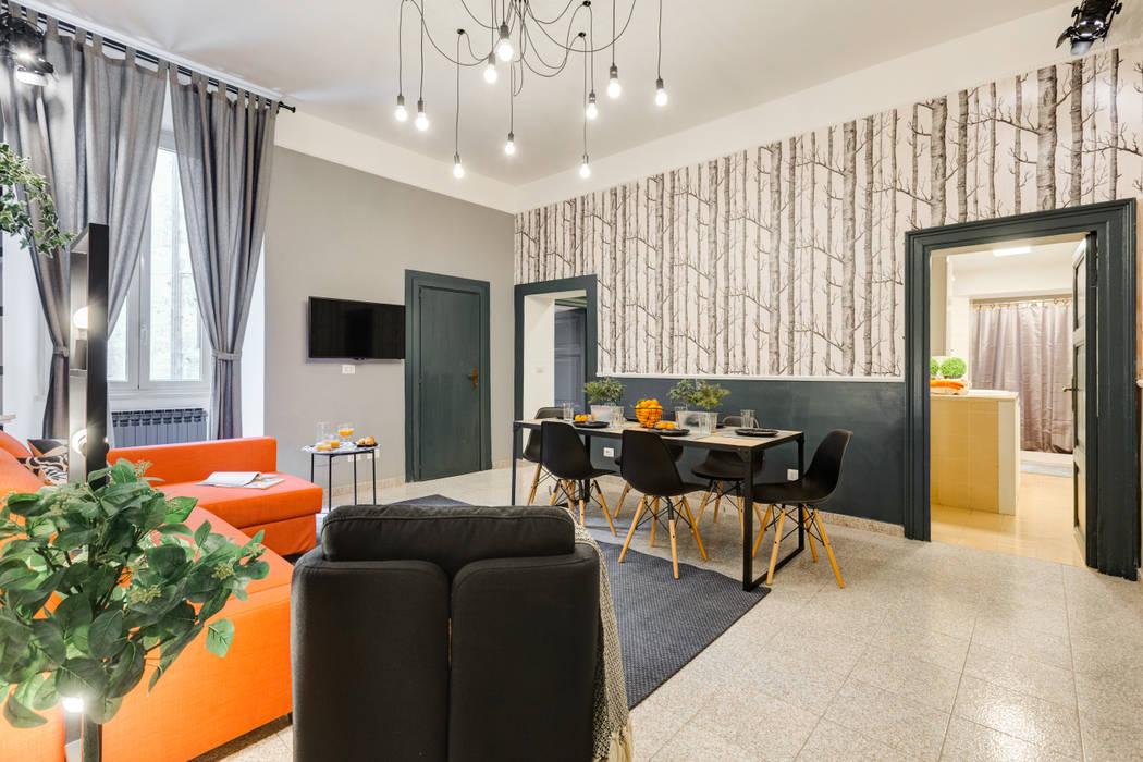 Creattiva Home ReDesigner - Consulente d'immagine immobiliare Industrial style dining room