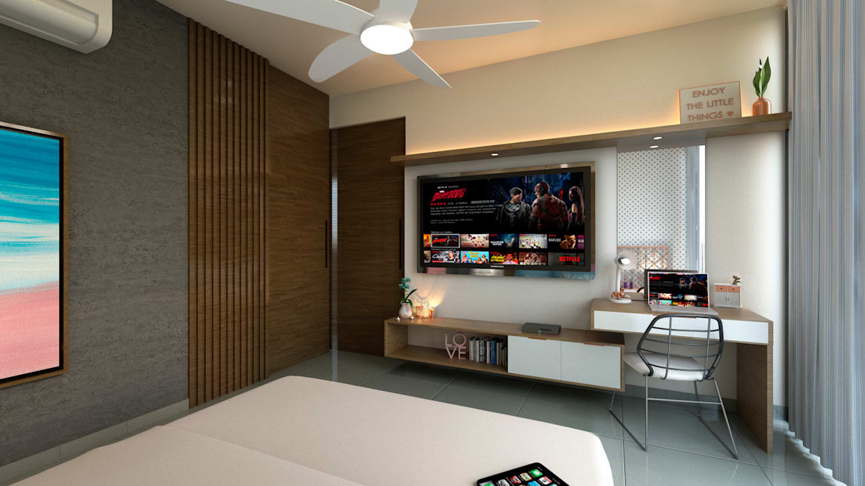 by Tabasca Architecture & Design Modern Wood Wood effect