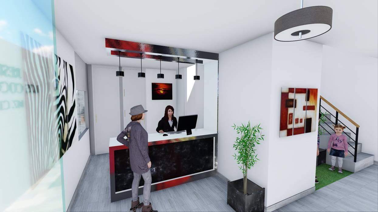 DEPARTAMENTOS EN VENTA: Casas multifamiliares de estilo  por Inter Designer
