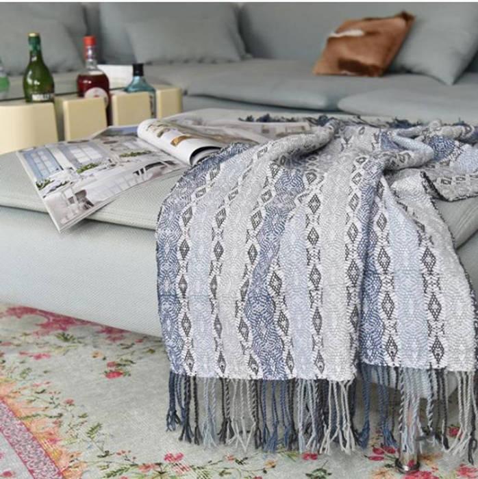 ilsephilips Living roomAccessories & decoration Wool Blue