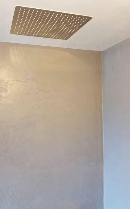 Pavimento Moderno BathroomDecoration Synthetic Grey