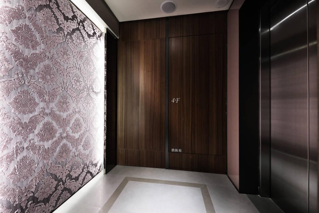 Doors by 竹村空間 Zhucun Design, Asian