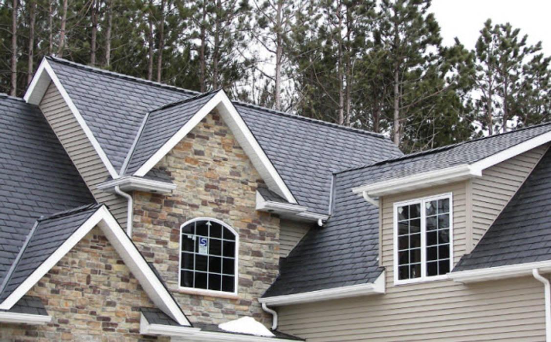 Lean-to roof by Công ty CP XD và TM Newland Việt Nam