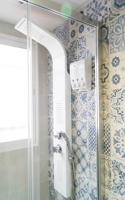 Modern Bathroom by Housing & Colours Modern Tiles