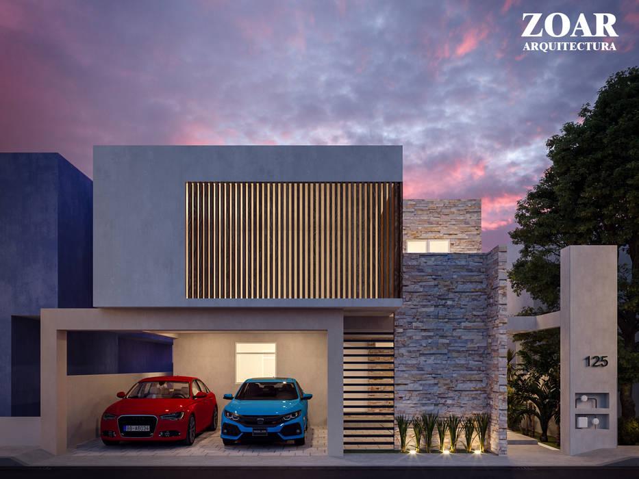 ZOAR ARQUITECTURA:  tarz Küçük Evler