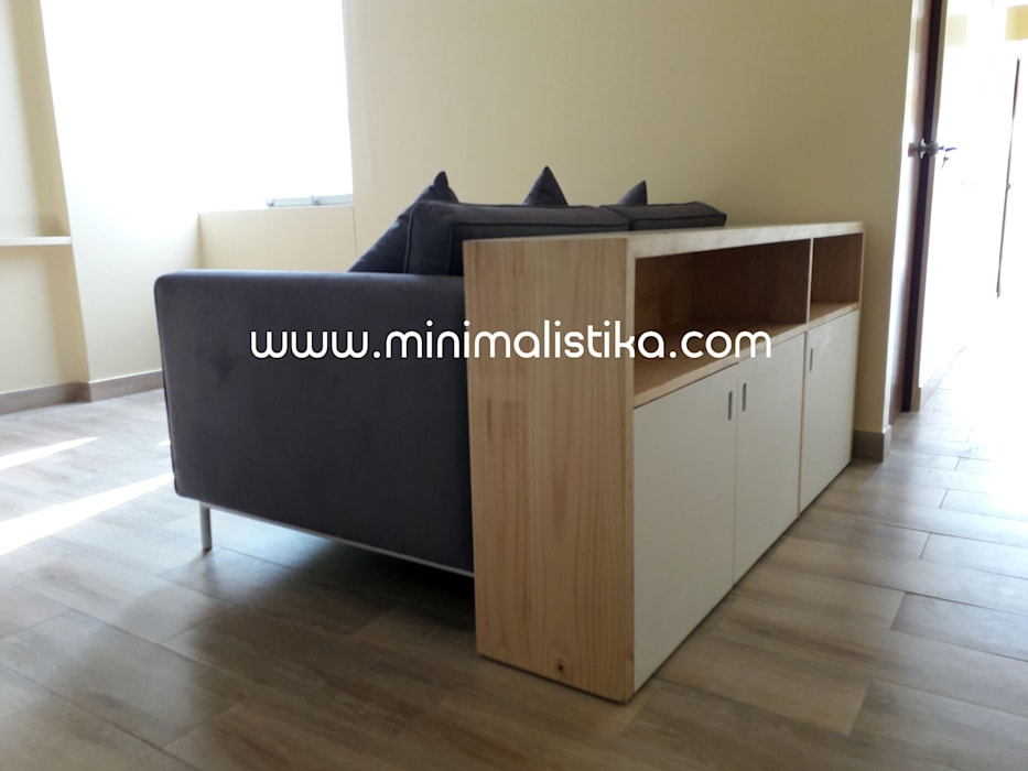 Mobiliario Minimalista Sala Comedor de Minimalistika.com Minimalista